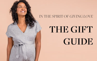 Giving Love - A Holiday Gift Guide