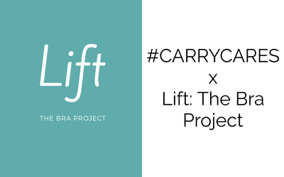 #CARRYCARES x LIFT: The Bra Project