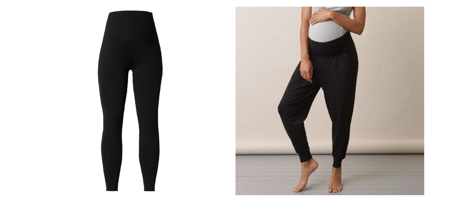 Shop Maternity Bottoms and Leggings | Mother's Day 2020 | Carry Maternity | Toronto Canada