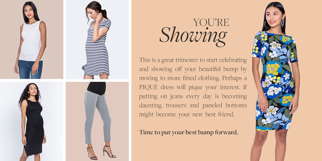 You're Showing - Shop By Stage - Second Trimester