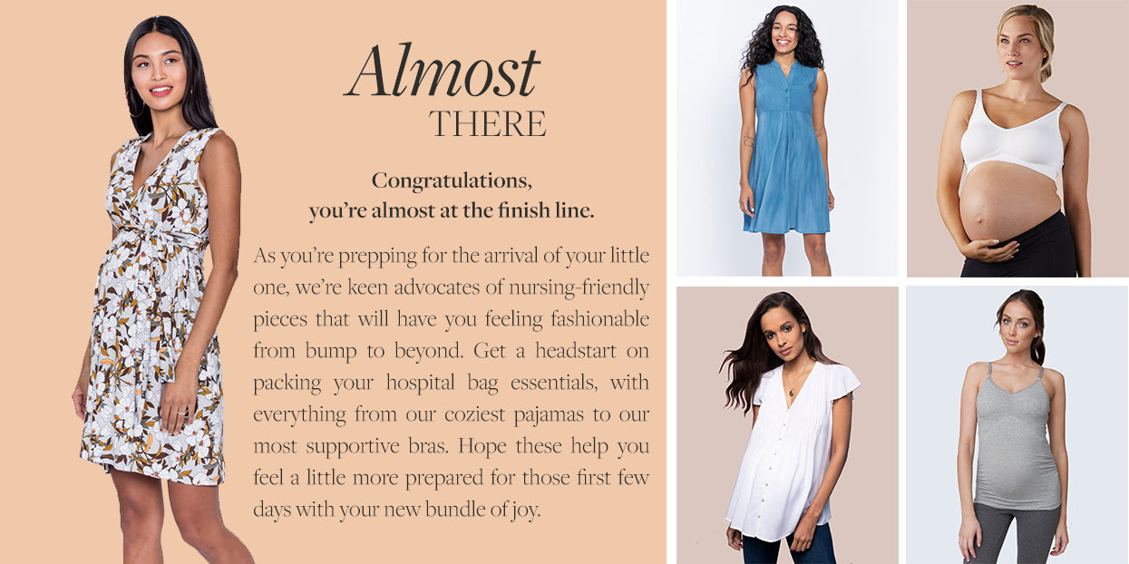 Almost There - Shop By Stage - Third Trimester