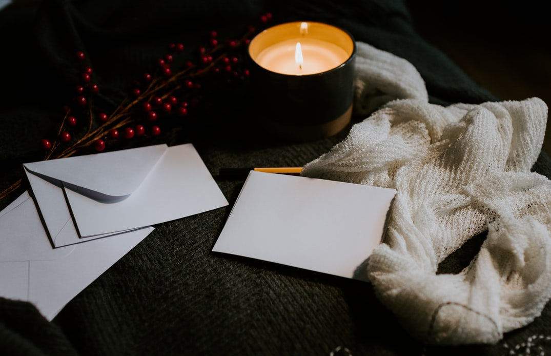 Write a Letter | 12 ways to Celebrate Valentines Day 2021