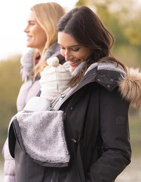 Valetta 3 in 1 Maternity Winter Coat by Seraphine