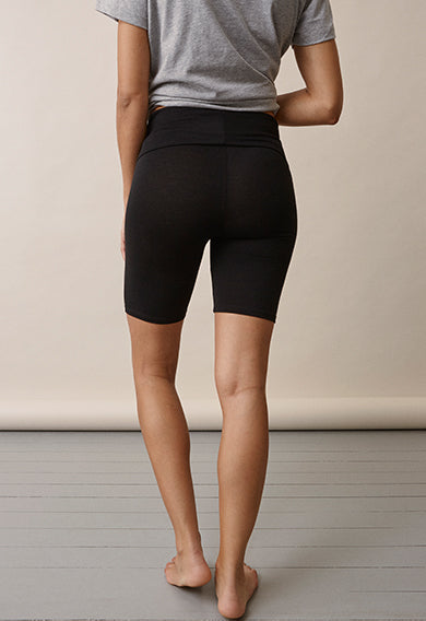 OONO Black Bicycle Shorts