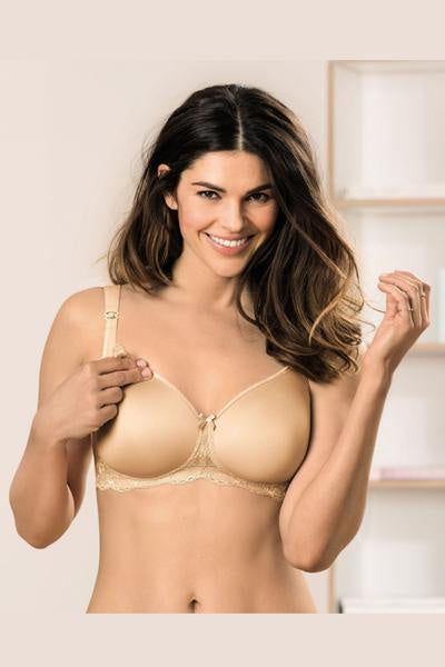 Miss Lovely Desert Wireless Moulded Maternity & Nursing Bra