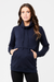 Joey Navy Maternity & Nursing Sweatshirt