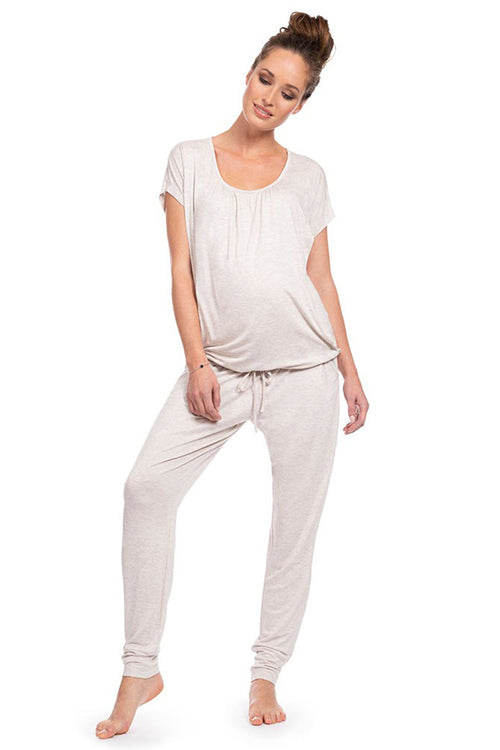 Karen Ultra-Soft Maternity & Nursing Pyjamas | Seraphine | Carry Maternity | Toronto Canada