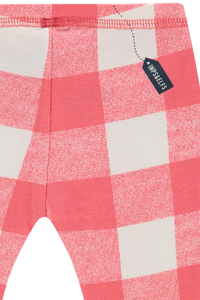 Saint James Red Plaid Baby Pants | Imps & Elfs | Carry Maternity | Toronto Canada