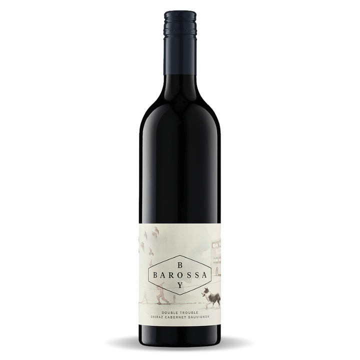 Barossa Boy Double Trouble Shiraz Cabernet