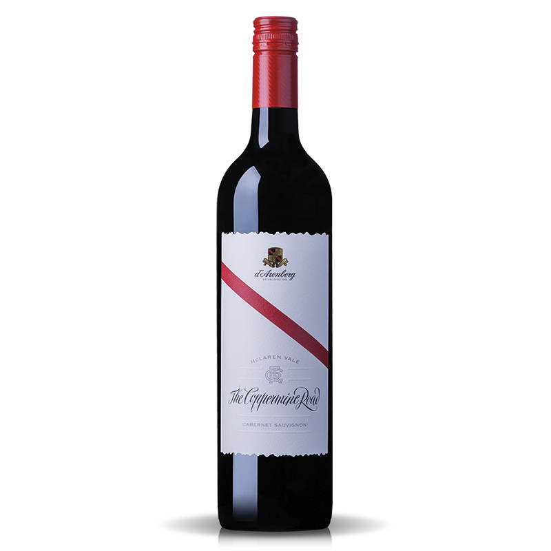 d'Arenberg The Coppermine Road Cabernet Sauvignon