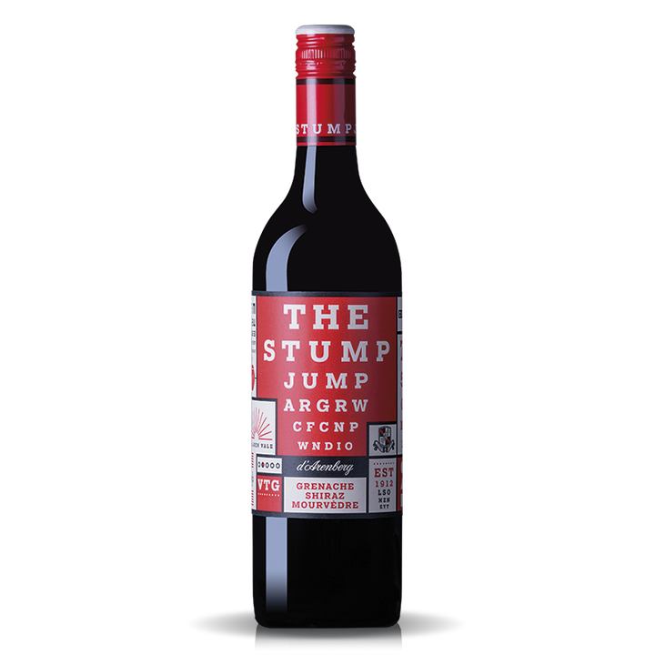 d'Arenberg The Stump Jump Grenache Shiraz Mourvedre