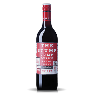 d'Arenberg The Stump Jump Shiraz
