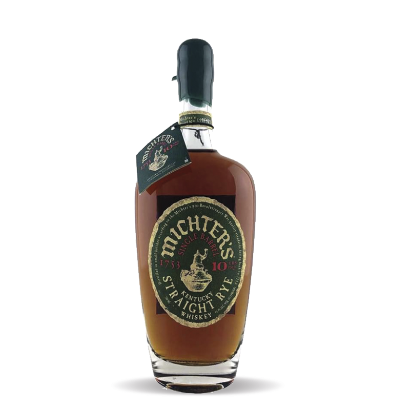 Michter's 10 Year Kentucky Straight Rye 700mL