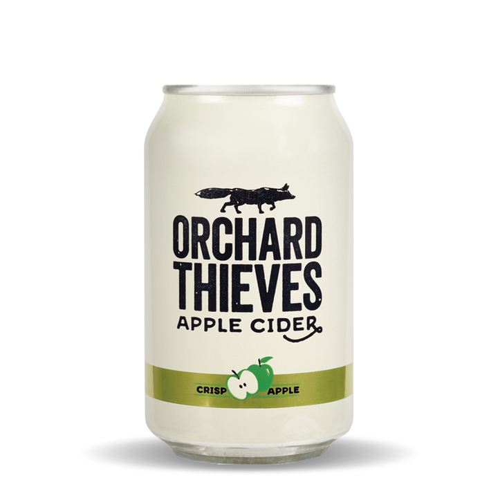 Orchard Thieves Apple Cider, NZ