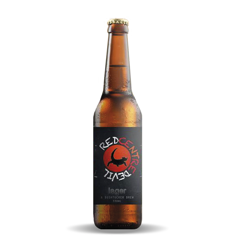 Red Centre Devil Lager