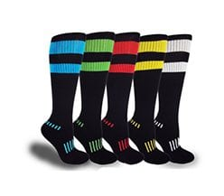 Vintage 70's Stripes Athletic All-Colors 5 Pack