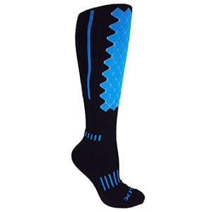 MOXY Socks Knee-High Premium Deadlift Blue Super Pack!