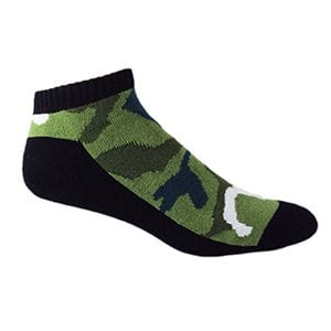 MOXY Socks Ultimate Grenade/CAMMO Ammo No-Show 6 Pack