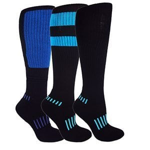 MOXY Socks Vintage Strongman Exercise 3-Pack