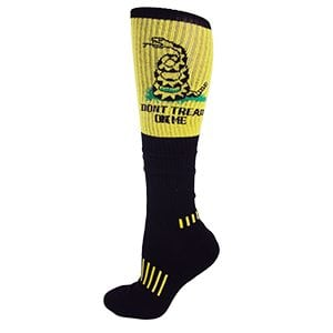 Don't Tread On Me! Knee-High
