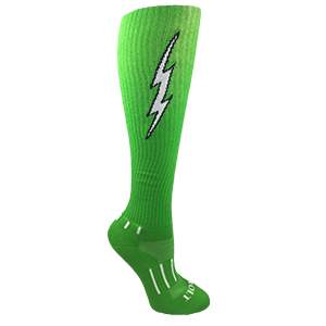 Lime Green Insane Bolt 6-Pack