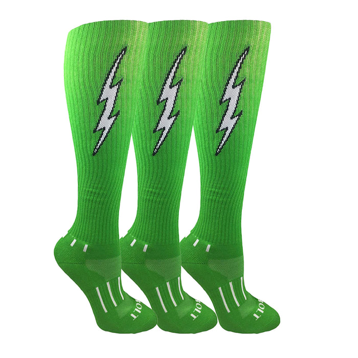 Lime Green Insane Bolt 3-Pack