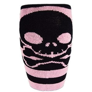 Skull Stripes Knee
