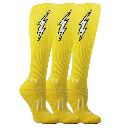 Yellow with Black Insane Bolt 3-Pack.