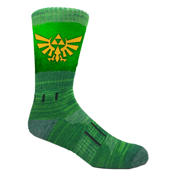 Green Zelda Triforce