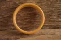 Dot Stamped Bakelite Bangle