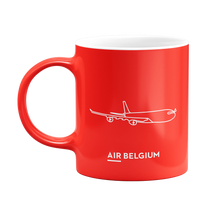 Load image into Gallery viewer, Belgian flag coffee mug