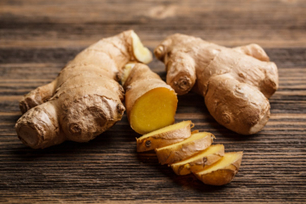 Know Your Spices - Ginger