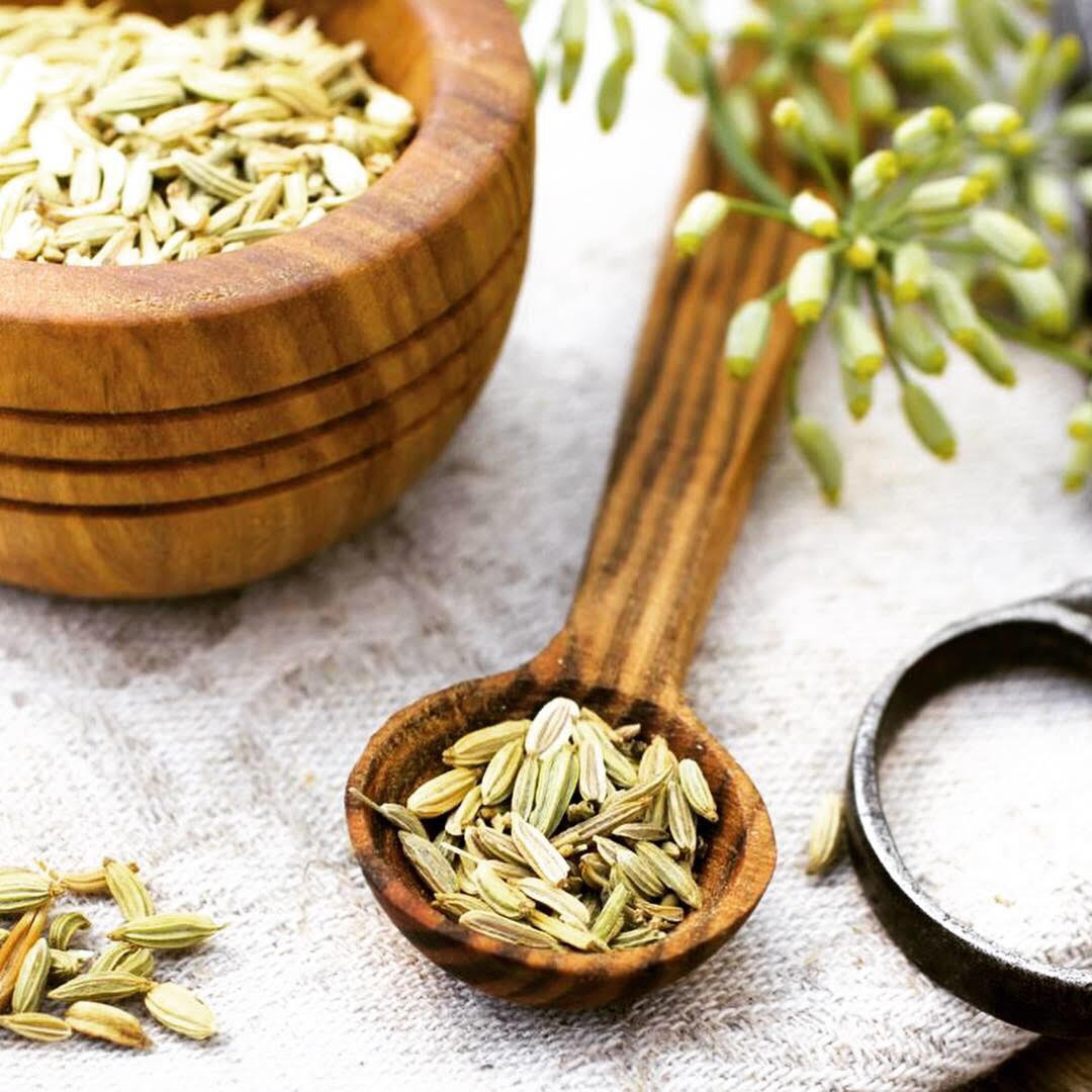 Fennel used in EltheCook Readymade Tadka (Tempered SPice blends). Shipping worldwide