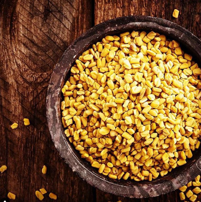 Know Your Spices - Fenugreek Seeds or Methi dana