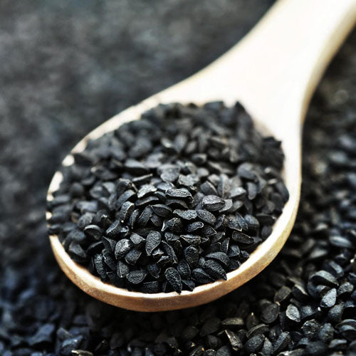 nigella seeds used in EltheCook Readymade Tadka (Tempered SPice blends). Shipping worldwide