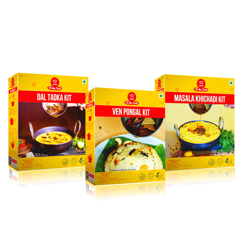 Quick and Tasty, Easy Indian Dal/Dhal/ Dahl Recipes with EL The Cook Tadka Masala. Delivered Worldwide. Buy Online. Lentils Vegetarian Cooking