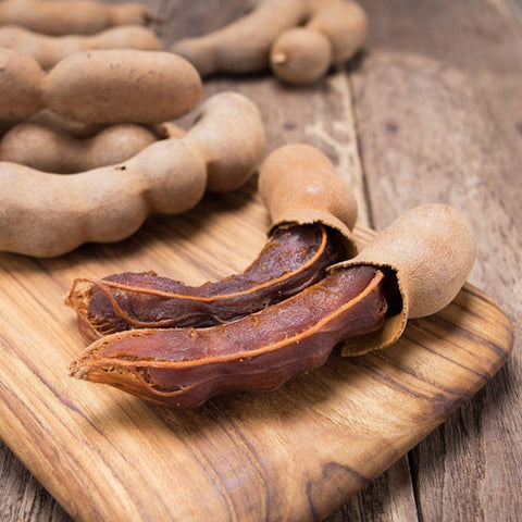 Tamarind or Imli used in EltheCook Readymade Tadka (Tempered SPice blends). Shipping worldwide