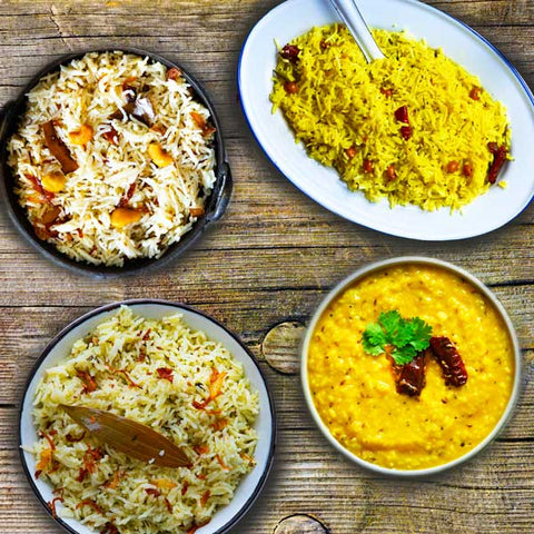 Quick and Tasty, Easy Indian Vegetarian Cooking Recipes with EL The Cook Tadka Masala / Tempered Spices. Delivered Worldwide. Buy Online.