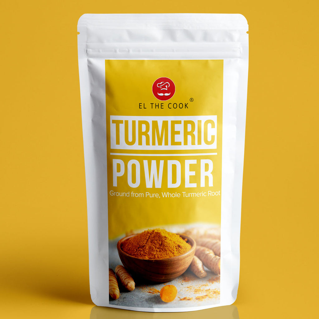 haldi powder el the cook haldi powder el the cook tumeric powder ,indian tumeric, premium quality tumeric, aromatic tumeric, best quality tumeric,Elthecook buy online, shipping worldwide
