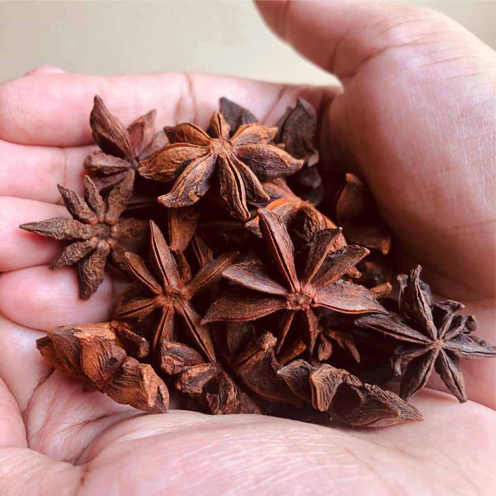 star anise pods ,indian star anise pod, premium quality star anise pod, indian spices,aromatic chakra phool, best quality chakra phool ,Elthecook buy online, shipping worldwide
