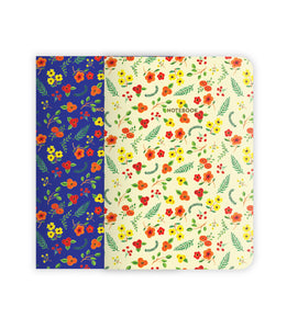 Botanical Florals Notebook Set - Wholesale