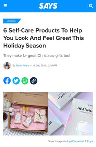 6 Self-Care Products To Help You Look And Feel Great This Holiday Season