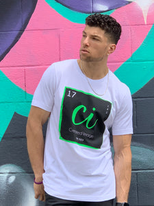 Ci Element White Tee (Glow)