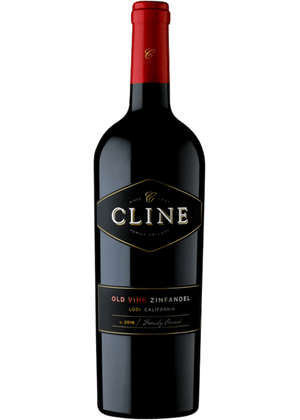 "Cline ""Old Vine"" Zinfandel 2018"
