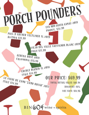 Porch Pounders 6-Pack