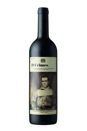 19 Crimes Red Blend 2018