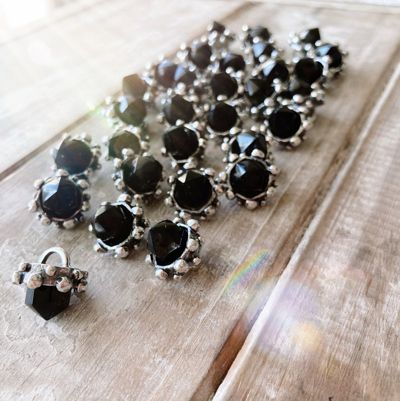 Collar Mini Obsidiana