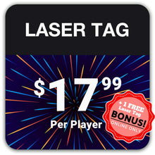 Load image into Gallery viewer, Combo Packs + Free Laser Tag Mission