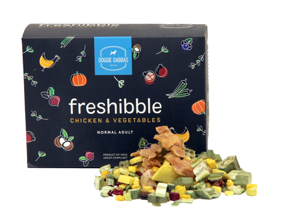Freshibble - Chicken & Vegetables
