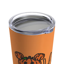 Load image into Gallery viewer, Hello pumpkin  Tumbler 20oz